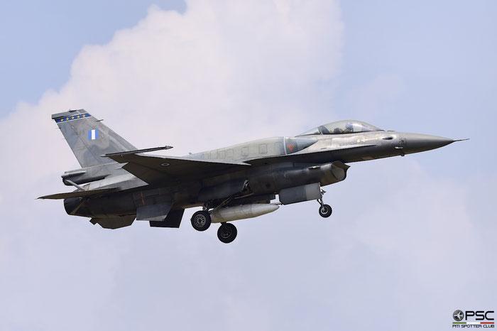 504   F-16C-52+-CF  XK-5  343 Mira © Piti Spotter Club Verona