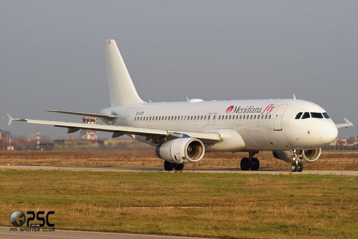 EI-EZS  A320-232  1823  Meridiana Fly @ Aeroporto di Verona © Piti Spotter Club Verona