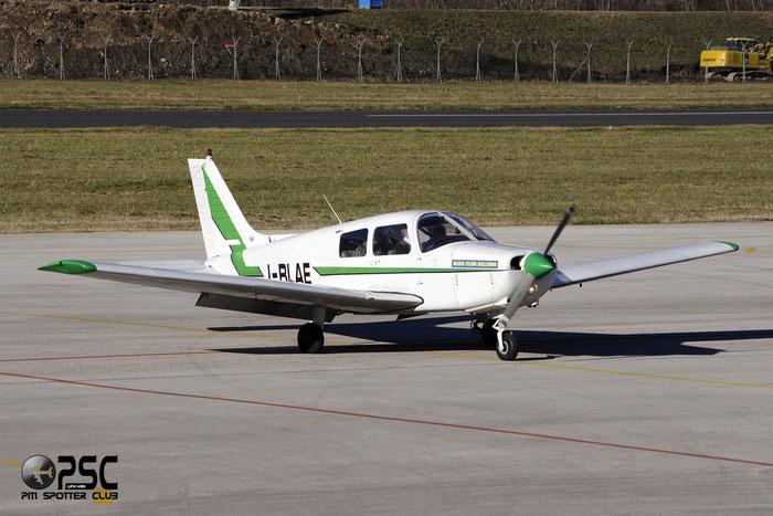 I-BLAE - PIPER PA-28 CADET - AeroClub Belluno @ Aeroporto di Trento © Piti Spotter Club Verona