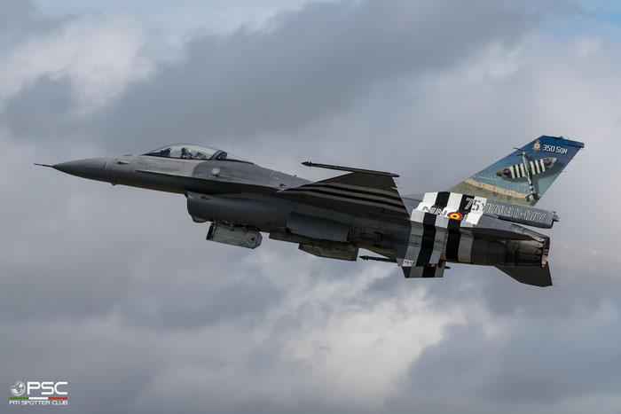 FA57   F-16AM  6H-57  2w © Piti Spotter Club Verona