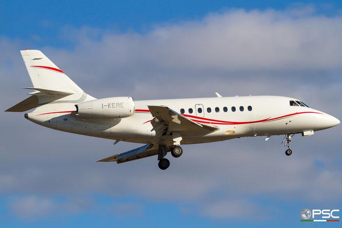 I-KERE  Falcon 2000  197  Leader Srl. @ Bologna 2020 © Piti Spotter Club Verona