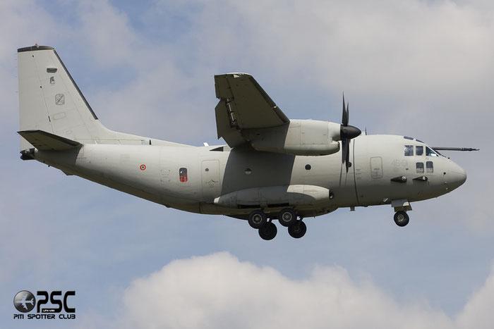 MM62250  46-91  C-27J  4137  98° Gruppo TM @ Aeroporto di Verona   © Piti Spotter Club Verona