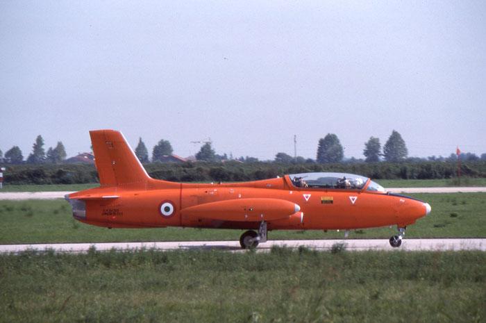 MM54389  68  MB326E  6502/243 @ Aeroporto di Verona   © Piti Spotter Club Verona