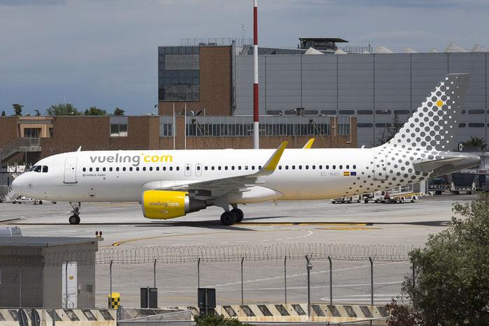 EC-MAH A320-214 6039 Vueling Airlines @ Venezia Airport 21.06.2015 © Piti Spotter Club Verona
