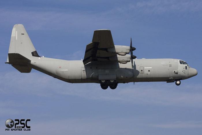 MM62187  46-53  C-130J-30  5521  50° Gruppo TM @ Aeroporto di Verona   © Piti Spotter Club Verona