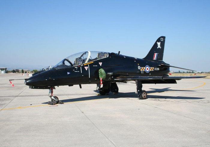 XX289  CO  Hawk T1A  312114/115 @ Aeroporto di Verona © Piti Spotter Club Verona