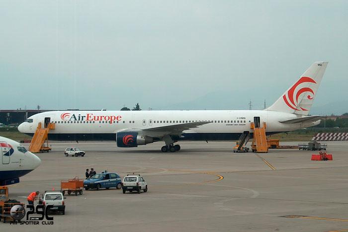I-VIMQ  B767-3Q8ER  27993/619  Air Europe Italy  @ Aeroporto di Verona © Piti Spotter Club Verona