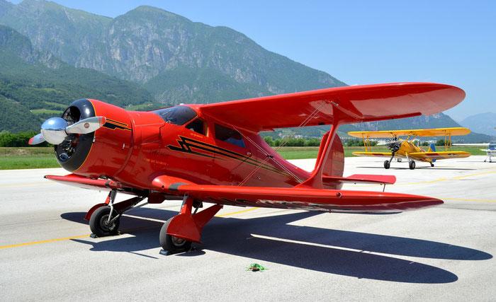 NC165 @ Aeroporto di Trento © Piti Spotter Club Verona