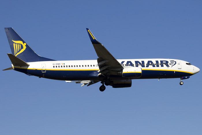 EI-DWR B737-8AS 36081/2448 Ryanair @ Treviso Airport 24.01.2015 © Piti Spotter Club Verona