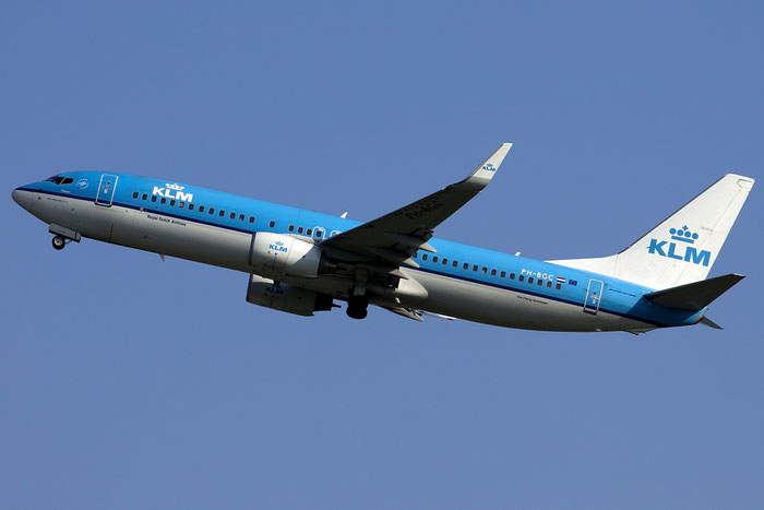 PH-BGC B737-8K2 30361/2619 KLM Royal Dutch Airlines  @ Venice Airport - 05.09.2014  © Piti Spotter Club Verona