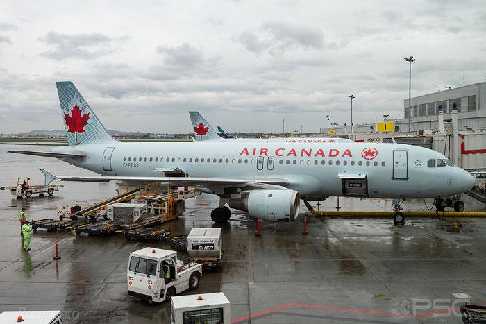 C-FTJO A320-211 183 Air Canada @ Montreal Trudeau 05.2018 © Piti Spotter Club Verona