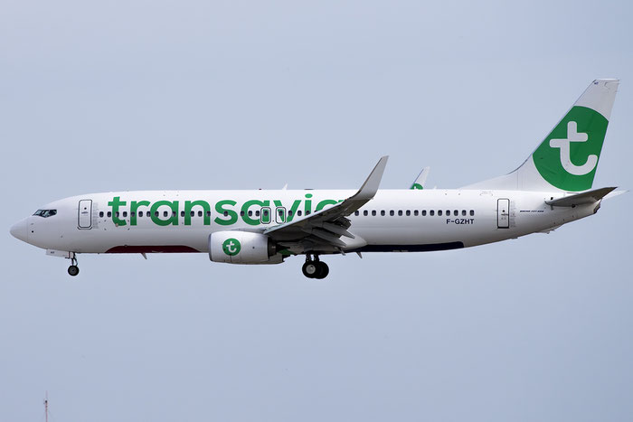 F-GZHT B737-8K2 41332/5390 Transavia France @ Venice Airport 01.10.2015 © Piti Spotter Club Verona