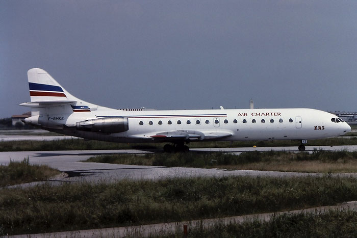 F-BMKS SE210-10B3 181/171 Air Charter International @ Aeroporto di Verona © Piti Spotter Club Verona
