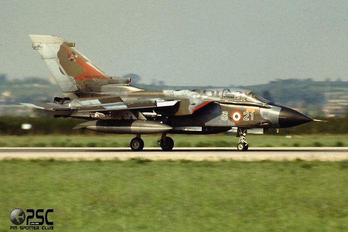 MM7040  6-21  Tornado IDS MLU  350/IS039/5049 @ Aeroporto di Verona   © Piti Spotter Club Verona