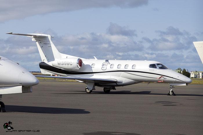 N135BC  EMB505  50500017  M & EM Holdings LLC  @ Reykjavik 08.2019 © Piti Spotter Club Verona