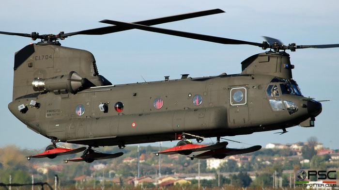 MM81781  E.I.704  ICH-47F  M7804  11° Gruppo Sqd @ Aeroporto di Verona   © Piti Spotter Club Verona