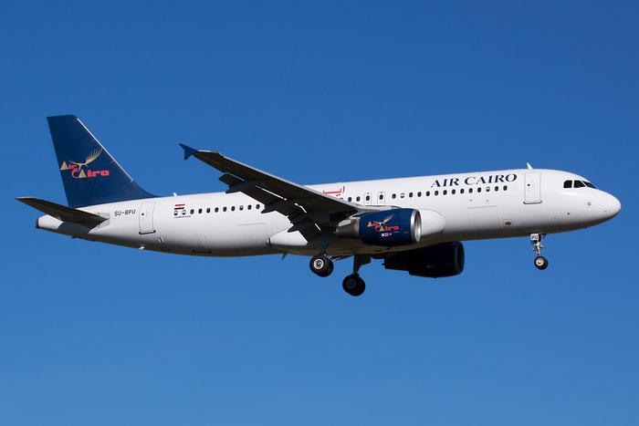 SU-BPU A320-214 2937 Air Cairo @ Bologna Airport 05.02.2013 © Piti Spotter Club Verona