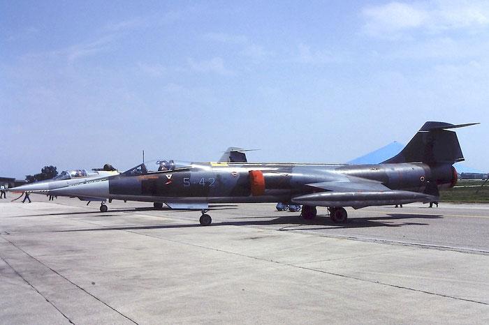 MM6787  5-42 (9-38)  F-104S-ASA-M  1087 - @ Aeroporto di Verona   © Piti Spotter Club Verona