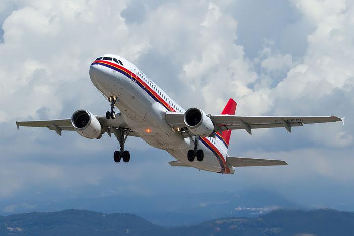 I-EEZI  A320-214  749  Meridiana  @ Aeroporto di Verona © Piti Spotter Club Verona
