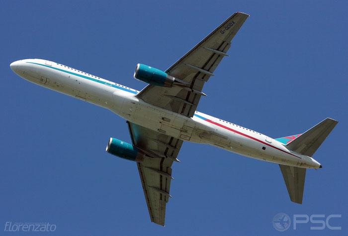 G-OOOX B757-2Y0 26158/526 Thomson Airways @ Aeroporto di Verona 2009  © Piti Spotter Club Verona