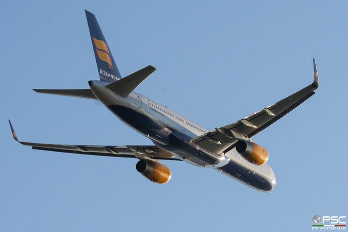 TF-ISY B757-223 24594/336 Icelandair @ Aeroporto di Verona 03.2020  © Piti Spotter Club Verona