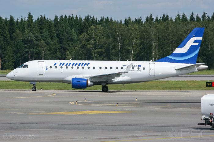 OH-LEF ERJ170STD 17000106 Finnair @ Helsinki Airport 2008 © Piti Spotter Club Verona