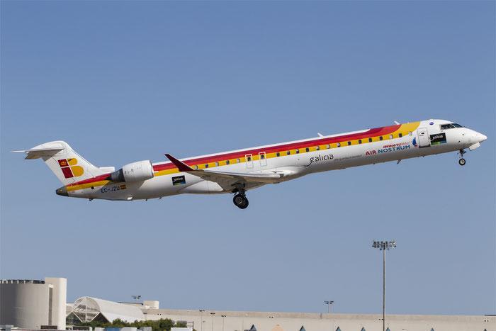 EC-JZU CRJ900ER 15115 Air Nostrum @ Palma de Mallorca Airport 07.2014 © Piti Spotter Club Verona