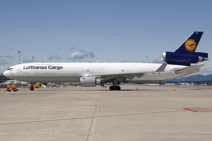 D-ALCH MD-11F 48801/640 Lufthansa Cargo @ Milano Malpensa Airport 07.2009  © Piti Spotter Club Verona