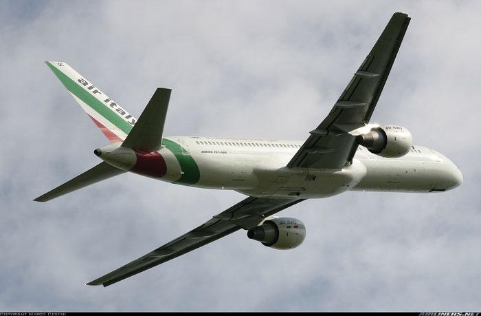 I-AIGC  B757-230  24747/275  Air Italy (2005)  @ Aeroporto di Verona © Piti Spotter Club Verona