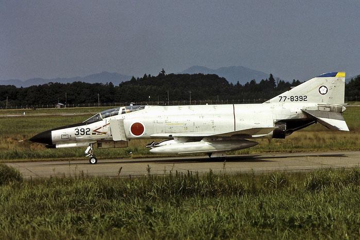 77-8392   F-4EJ Kai  M092 © Piti Spotter Club Verona
