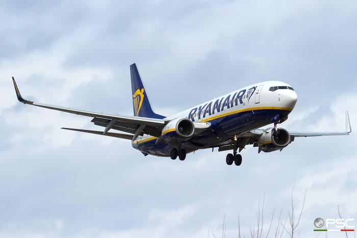 EI-DLZ B737-8AS 33622/2101 Ryanair
