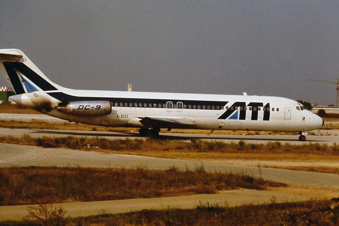 I-DIZI  DC-9-32  47432/525  ATI - Aero Transporti Italiani  @ Aeroporto di Verona © Piti Spotter Club Verona