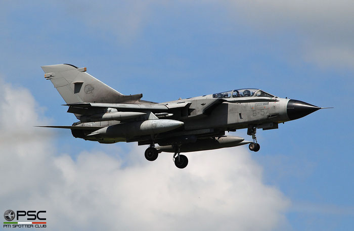 MM7081  6-57  Tornado IDS  609/IS080/5092  GEA 6° Stormo @ Aeroporto di Verona © Piti Spotter Club Verona