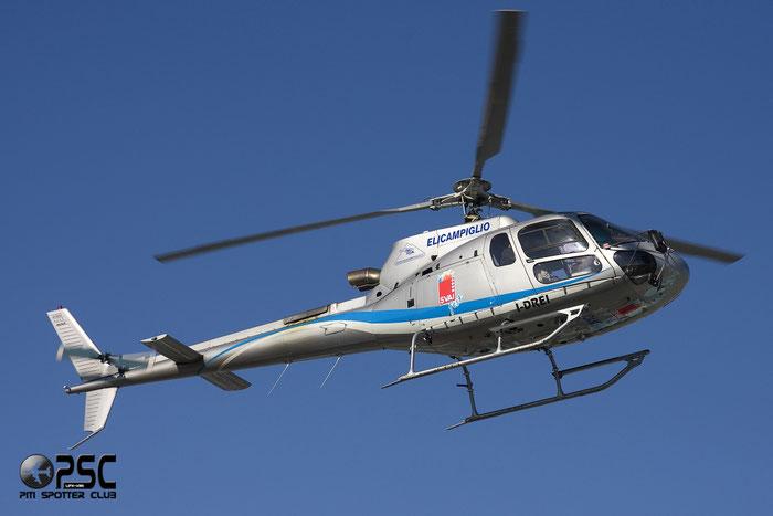 Private - Eurocopter AS 350B3 Ecureuil - I-DREI @ Aeroporto di Verona © Piti Spotter Club Verona
