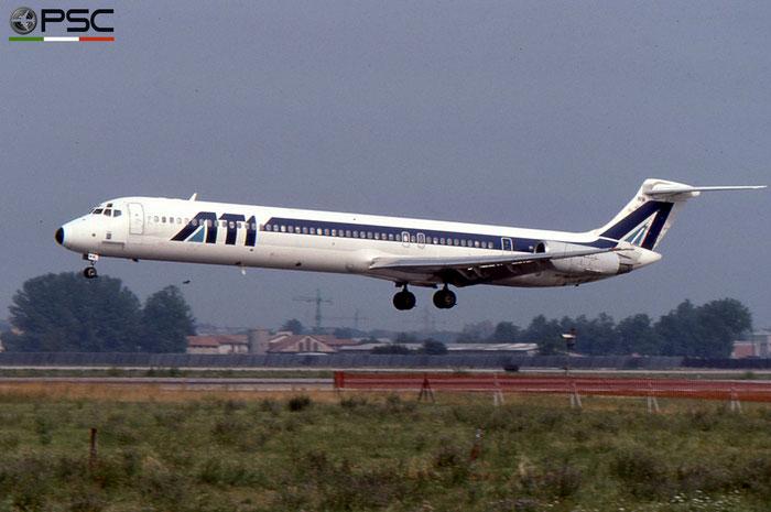 I-DAWW MD-82 49212/1233 ATI - Aero Transporti Italiani © 2018 courtesy of Marco Ceschi - Piti Spotter Club Verona