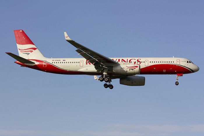 1450743864046 Tu-204-100 RA-64046 Red Wings @ Rimini Airport 21.07.2012 © Piti Spotter Club Verona