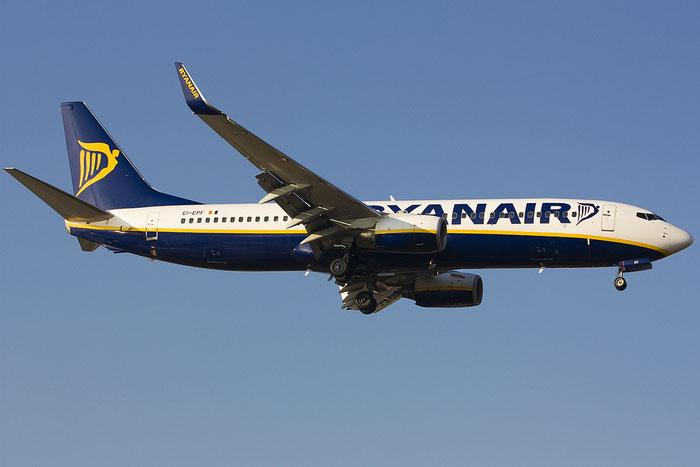EI-EPF B737-8AS 40309/3593 Ryanair @ Treviso Airport 14.01.2012 © Piti Spotter Club Verona