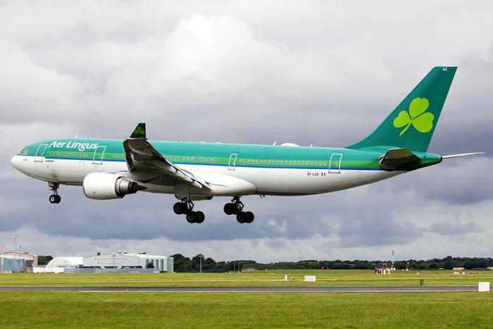 EI-LAX A330-202 269 Aer Lingus @ Dublin Airport 14.08.2016 © Piti Spotter Club Verona