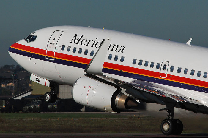 EI-IGR  B737-36N  28561/2896  Meridiana  @ Aeroporto di Verona © Piti Spotter Club Verona
