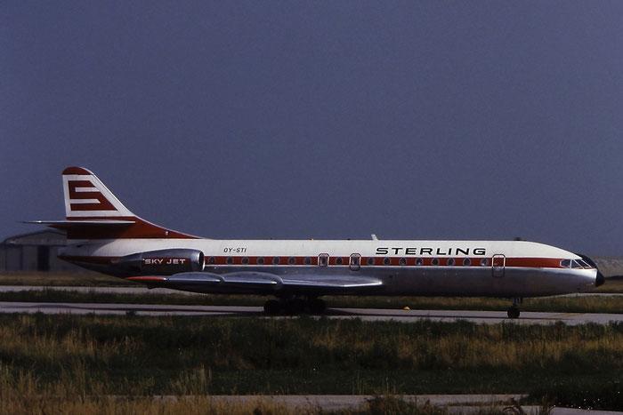 OY-STI SE210-10B3 265/265 @ Aeroporto di Verona © Piti Spotter Club Verona