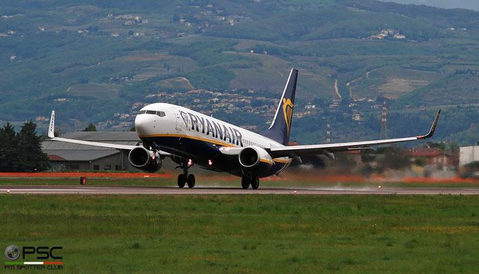 EI-DYY B737-8AS 37521/2755 Ryanair @ Aeroporto di Verona 04.2019  © Piti Spotter Club Verona
