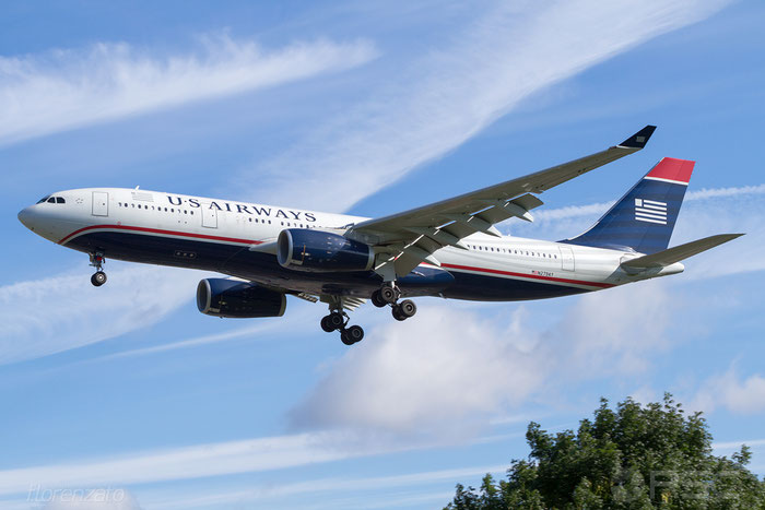 N279AY A330-243 1011 US Airways @ London Heathrow Airport 2010 © Piti Spotter Club Verona