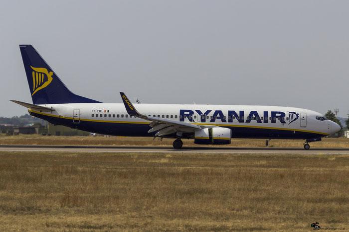EI-FIF B737-8AS 44696/5344 Ryanair @ Aeroporto di Verona 26.08.2017  © Piti Spotter Club Verona