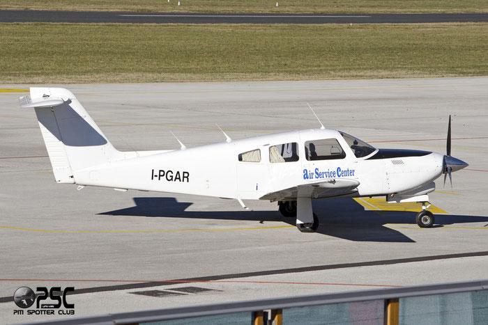 I-PGAR - Piper PA-28RT-201T Turbo Arrow IV - Private @ Aeroporto di Trento © Piti Spotter Club Verona
