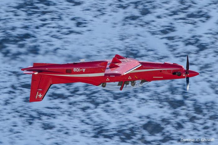 A-108   PC-21  154  Pilotenschule © Piti Spotter Club Verona