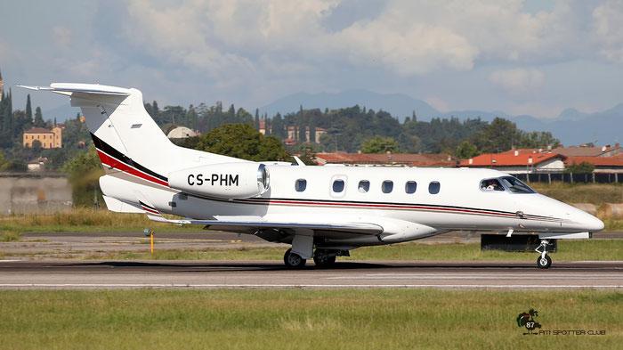 CS-PHM  EMB505  50500471  NetJets  @ Aeroporto di Verona 09.2020  © Piti Spotter Club Verona