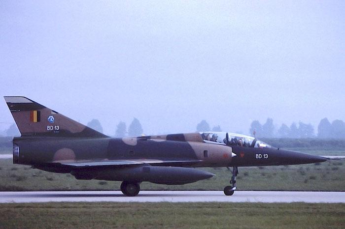 BD13   Mirage 5BD  213  @ Aeroporto di Verona   © Piti Spotter Club Verona