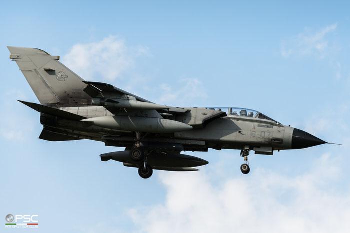 MM7075  6-07  Tornado IDS MLU  573/IS074/5086  GEA 6° Stormo © Piti Spotter Club Verona