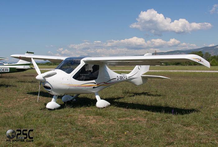 D-MKFU - Private - Light Aircraft @ Aeroporto Verona Boscomantico © Piti Spotter Club Verona