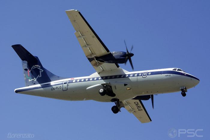 CN-RLG ATR42-320 366 Regional Air Lines @ Malaga Airport 2006 © Piti Spotter Club Verona